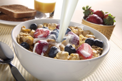milk-in-cereal-with-berries